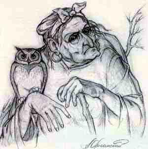 Душа ведьмы - Страница 2 03b